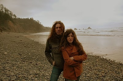 Buck and Shanti Curran find inspiration for their music in Maine's landscapes.