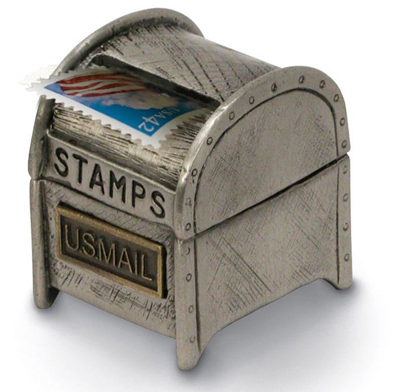 What's really going on is that time has passed the postal service by.