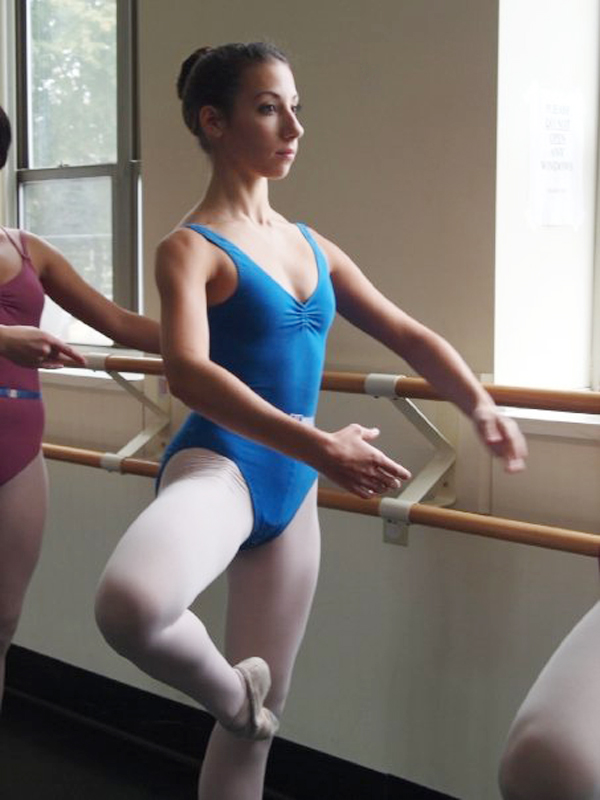 Arianna Lawson, 16, of Scarborough has an invitation to study at the Bolshoi Ballet Academy in Moscow. She and her parents are scrambling financially to make it happen.