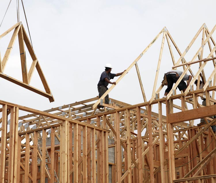 Sales of new homes fell 12.4 percent to an annual rate of 276,000 last month, the lowest on record. The news comes a day after another report showed previously occupied homes fell to their lowest level in 15 years.