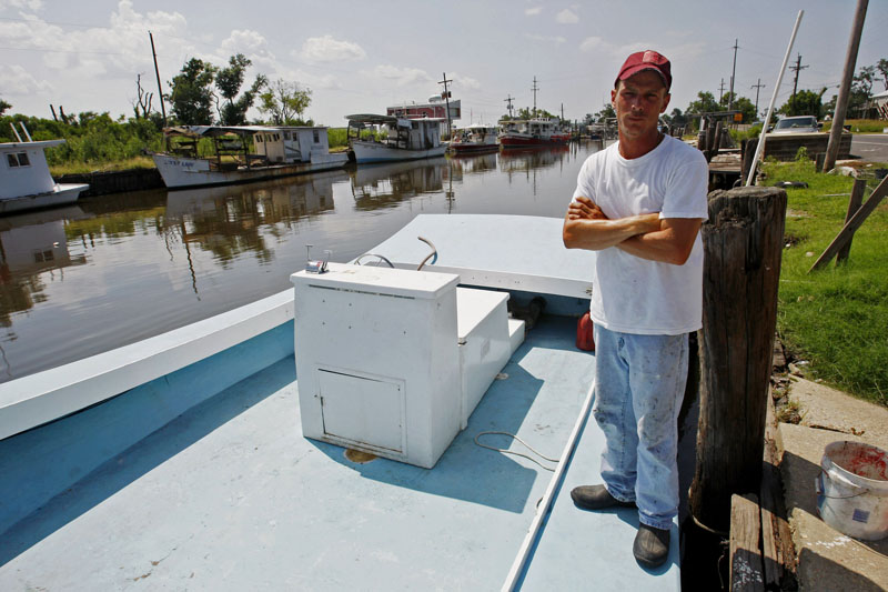 Seafood industry representatives hail the reopening of much of Louisiana's waters to some kind of commercial fishing, but Rusty Graybill, a boat captain from Yscloskey, La., who fishes for crab, oysters and shrimp, says