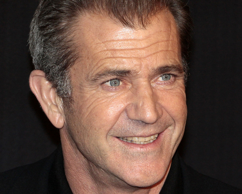 Actor Mel Gibson, 54, was alone in the car. Authorities do not suspect alcohol was involved.