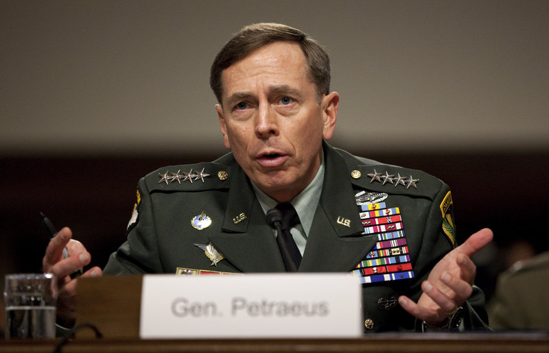 Gen. David Petraeus makes the case for continued involvement in Iraq and Afghanistan, but some readers disagree.