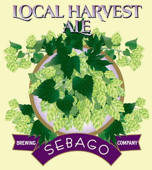 The Local Harvest Ale is due out in September.