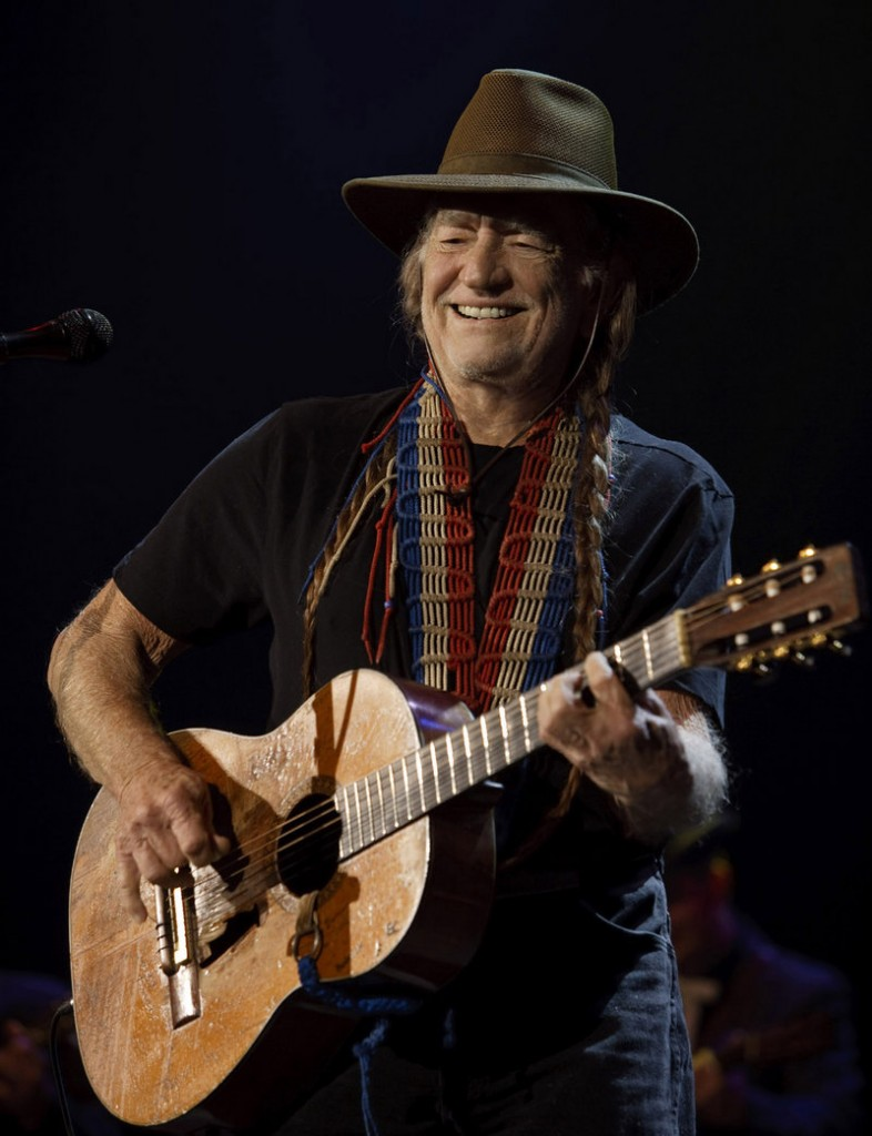 Willie Nelson will likely open with