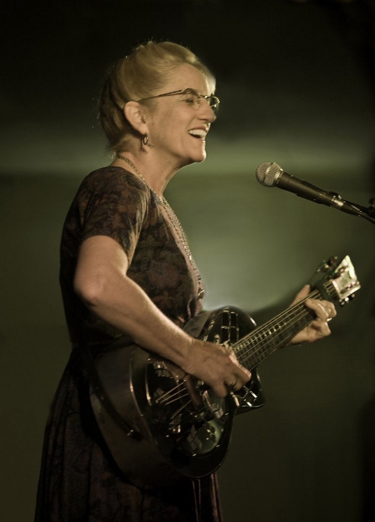 Guitarist Del Ray will be in Stonington on Aug. 15.