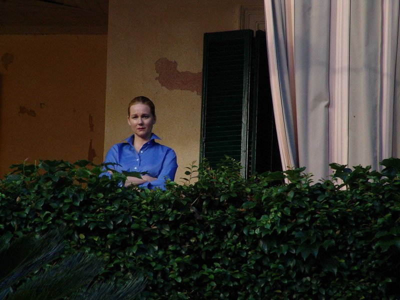 Laura Linney stars with Anthony Hopkins in