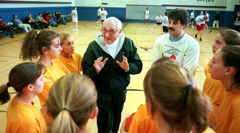 Gene Hunter will be remembered as much for the lessons he taught his players as he will for his success as a coach.