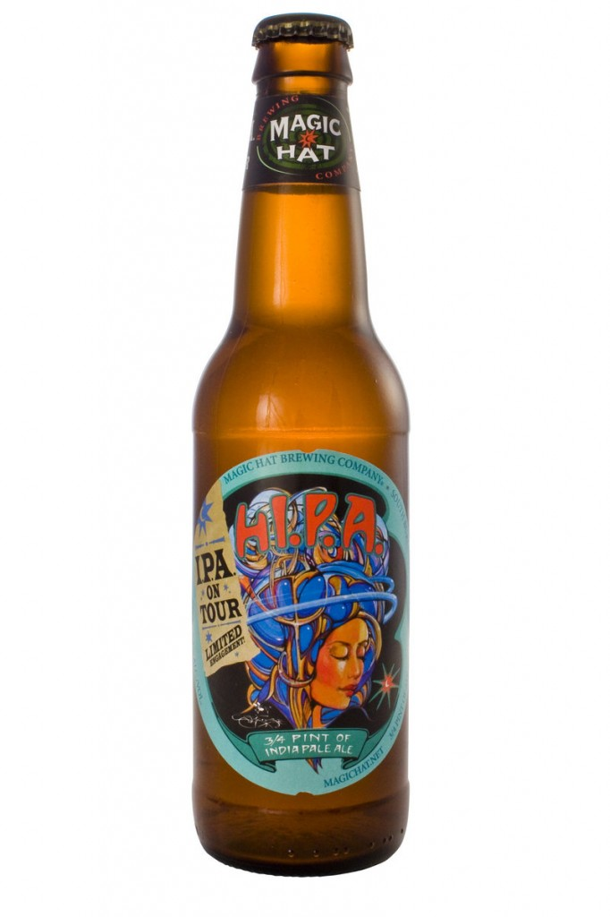 Magic Hat's hI.P.A., above, and Hex are part of its new Night of the Living Dead variety 12-pack.