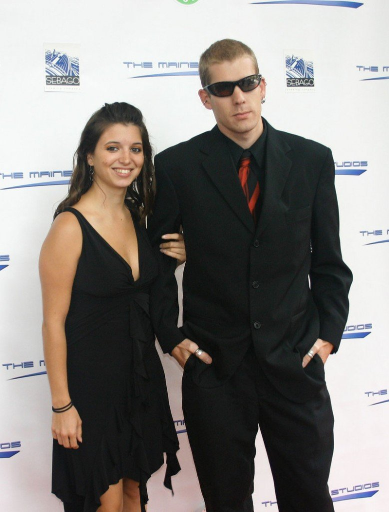 Ashley Gilbert and Damian Veilleux, writer/director of
