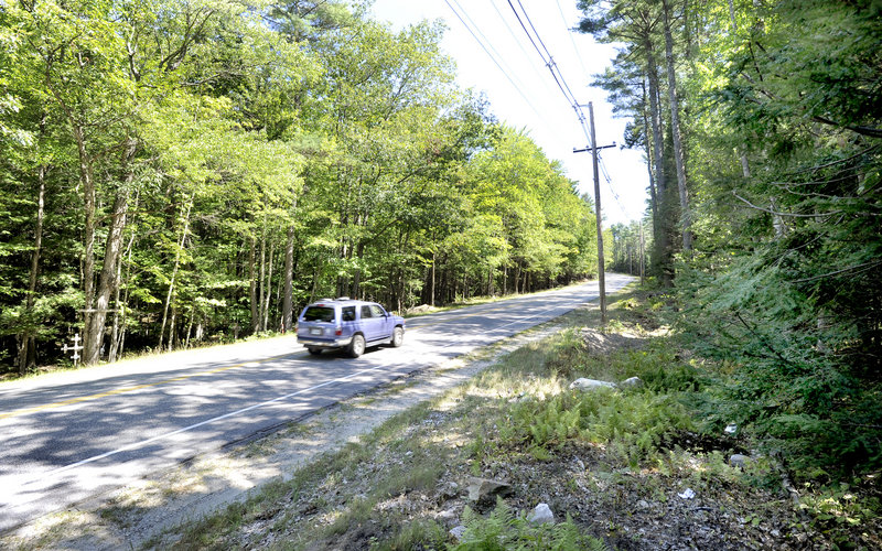 In the most serious of the fatal accidents that have occurred along this section of Route 11 in Casco, five people in their 20s were killed just before 1 a.m. on Nov. 10, 2001, when a car that was going 90 mph slammed into a stand of trees.