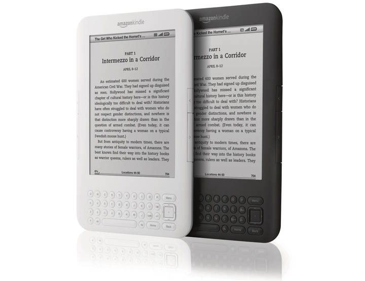 Kindle is now on sale at Amazon and due to show up soon in Best Buy and Staples stores with a lower price, more features and smaller size than its predecessor.