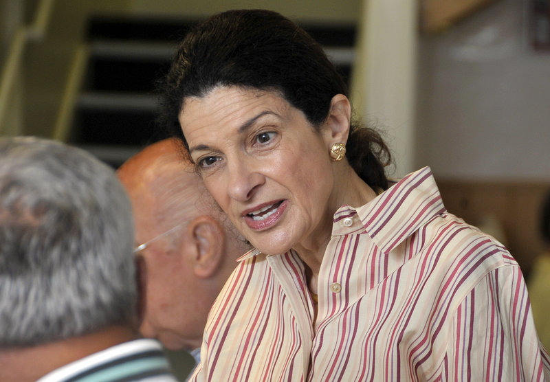 Since 1989, Sen. Olympia Snowe has received 54 percent of her total campaign donations from individuals.