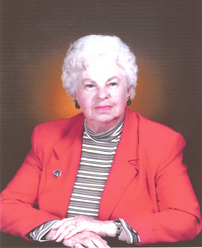 Barbara F. Dyer: Camden historian and author of