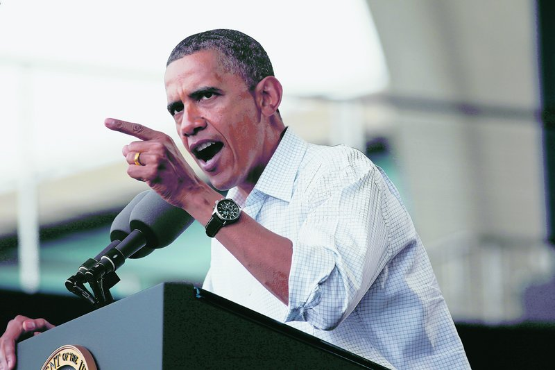 President Obama speaks at the Milwaukee Laborfest on Monday. One of his proposals for the economy is allowing firms to write off investments in new plants and equipment.