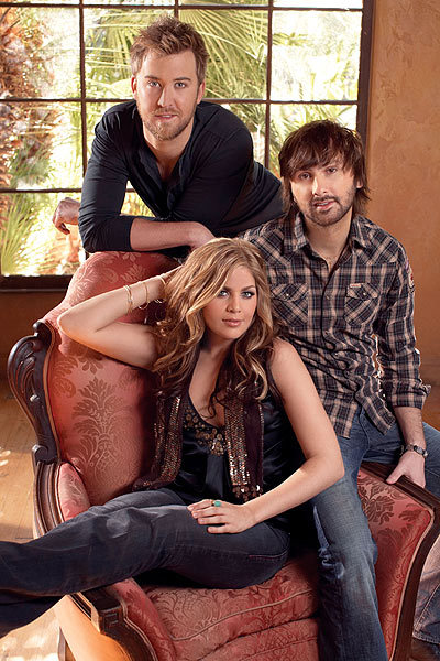 Lady Antebellum performs in Boston on Oct. 14.