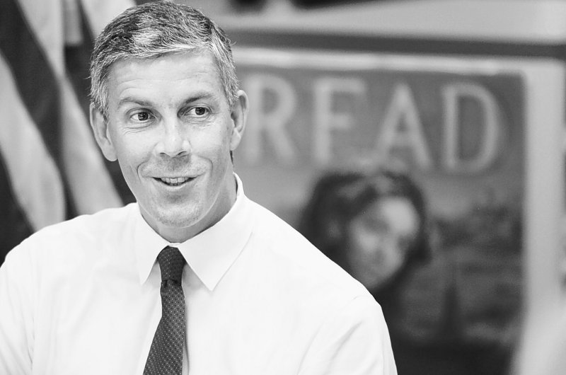 U.S. Secretary of Education Arne Duncan recently visited Maine to celebrate its successes.