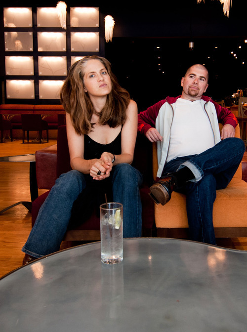 Musical duo Kate Schrock and producer Todd the Rocket joined for a series of shows in 2009. They have a live CD coming out Oct. 2.