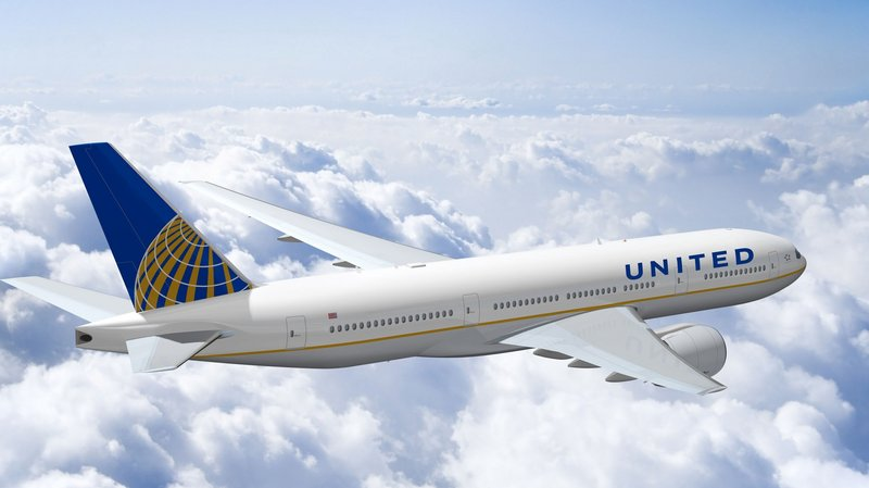This photo illustration made available on Aug. 11 by United Airlines and Continental Airlines shows changes to the visual branding for the new global airline. The fleet of planes should begin getting new paint jobs before the proposed merger gets federal approval in a year or so. The deal passed shareholder votes Friday.