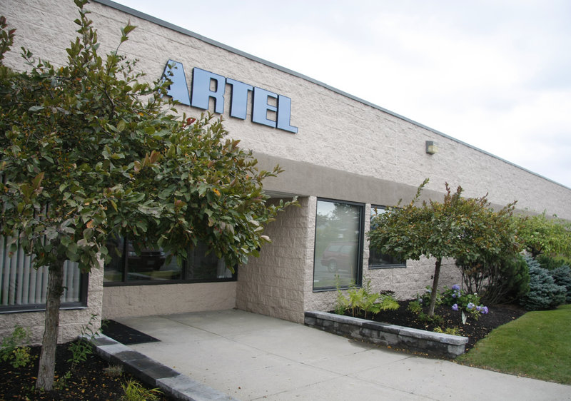 Artel in Westbrook makes precision liquid measuring equipment.