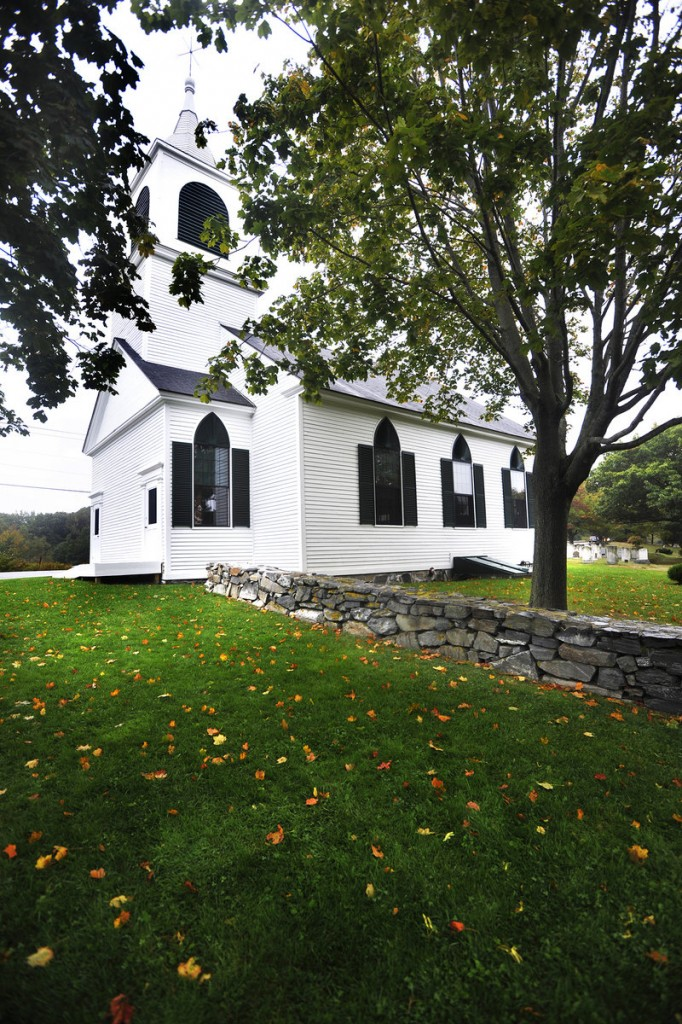 A rehabilitation project at the town-owned Spurwink Church in Cape Elizabeth has recently been completed, and an open house will take place there Oct. 9. The landmark dates back to 1802.