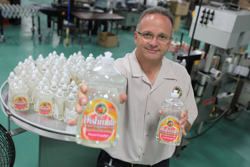 Mike Marrese, general manager of Addison, Ill.-based Earth Friendly Products, says he tried to donate a truckload of the company's Ultra Dishmate dishwashing liquid to the Gulf oil spill cleanup effort but was told only Dawn would be used.