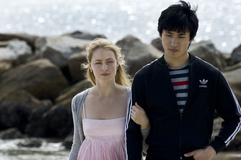Amanda Schull and Chi Cao in