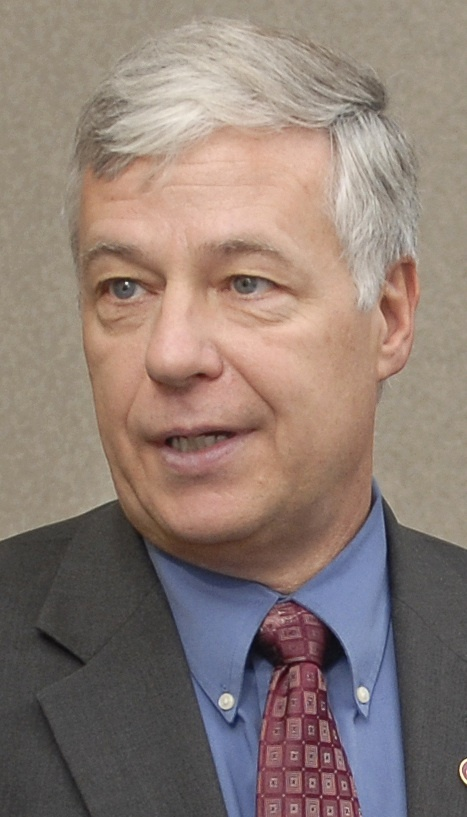 Mike Michaud, Democratic incumbent