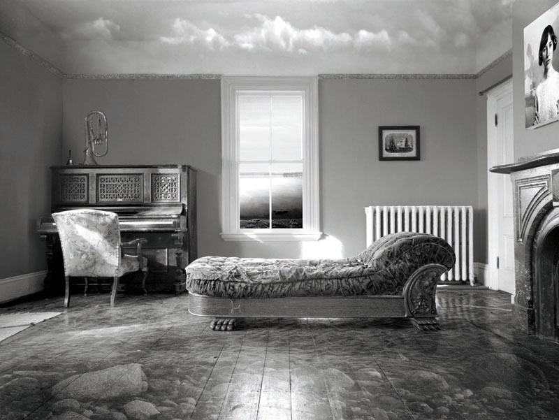 """""""More Than You Know,"""" 2003, by Jeffrey Becton, from """"Photographing Maine: Ten Years Later"""""""