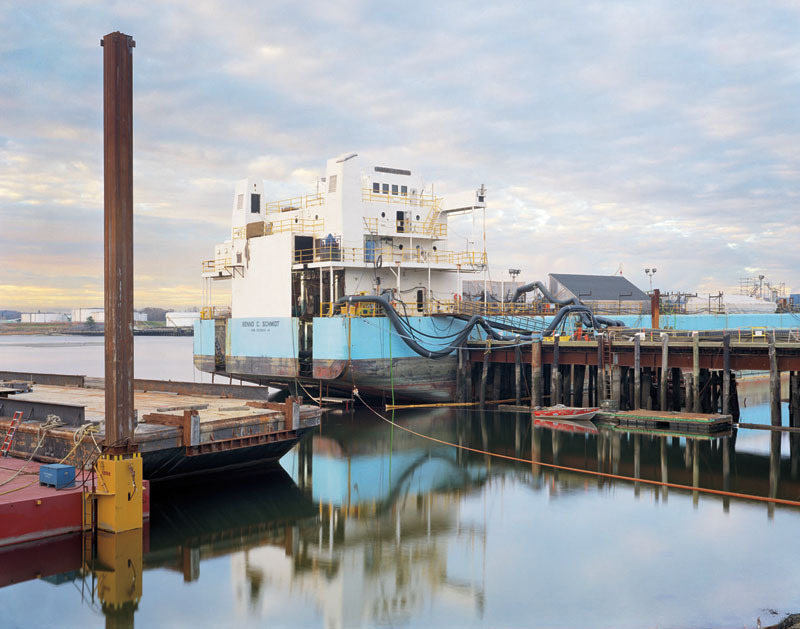 """""""Benno-Schmidt,"""" Portland, 2007, by Mark Marchesi, from """"Photographing Maine: Ten Years Later."""""""