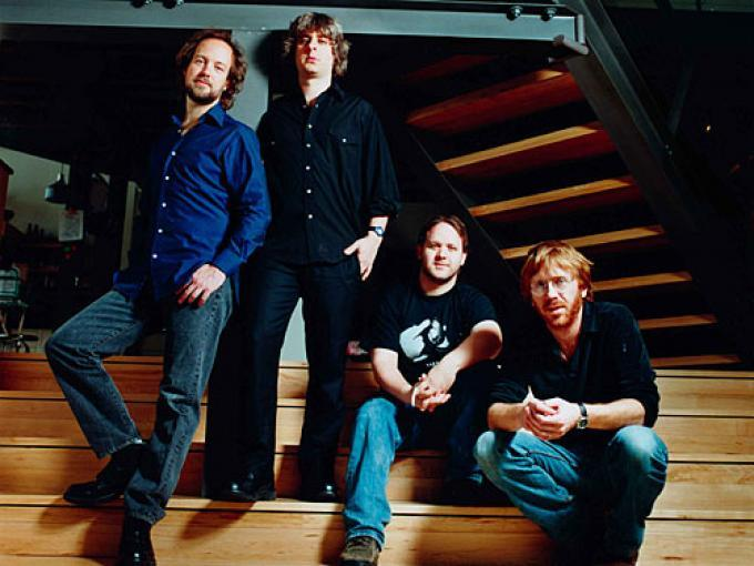 Courtesy photo Tickets for Phish's Dec. 27 and 28 concerts in Worcester, Mass., go on sale Sunday.