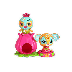 Zoobles, plastic balls that transform into creatures, sell for $4.99.