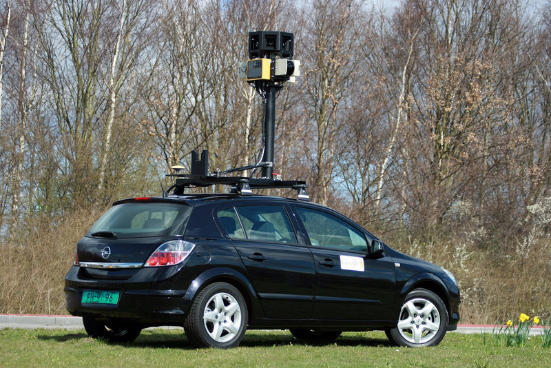 Google pioneered its groundbreaking Internet mapping system with cars like this. Now, the company is spinning some of that technology into a system that puts the computer in the driver's seat and lets the human take a rest.