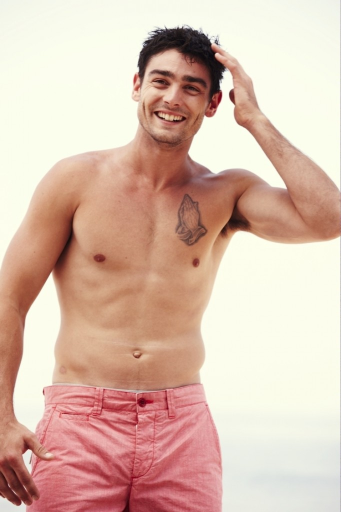 Derek Lovely competes for Cosmopolitan's Bachelor of the Year title tonight in New York.