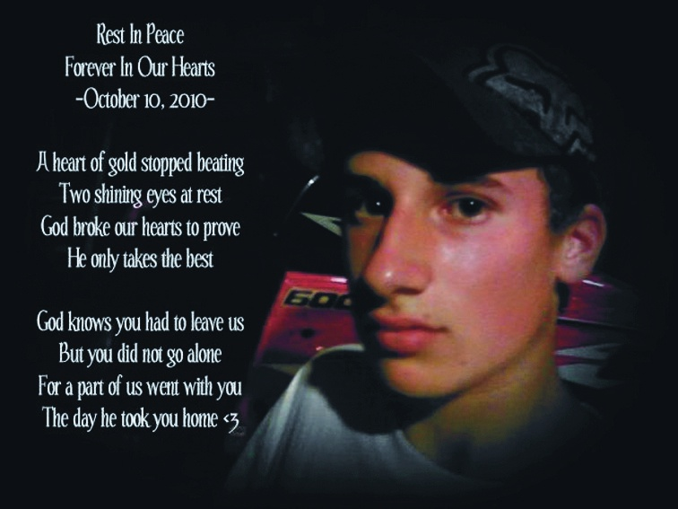 Daniel Pomerleau of East Madison is shown on a tribute page on the Internet set up after his death.