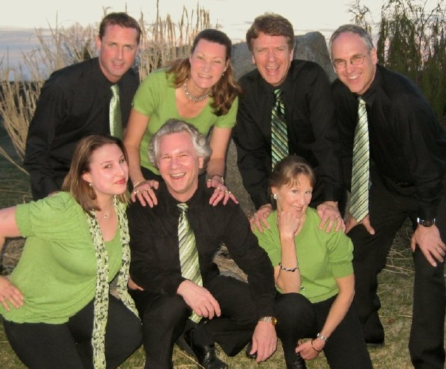 The a cappella band Tuckermans at 9 will perform Sunday at the 26th annual York Harvestfest, Railroad Avenue.