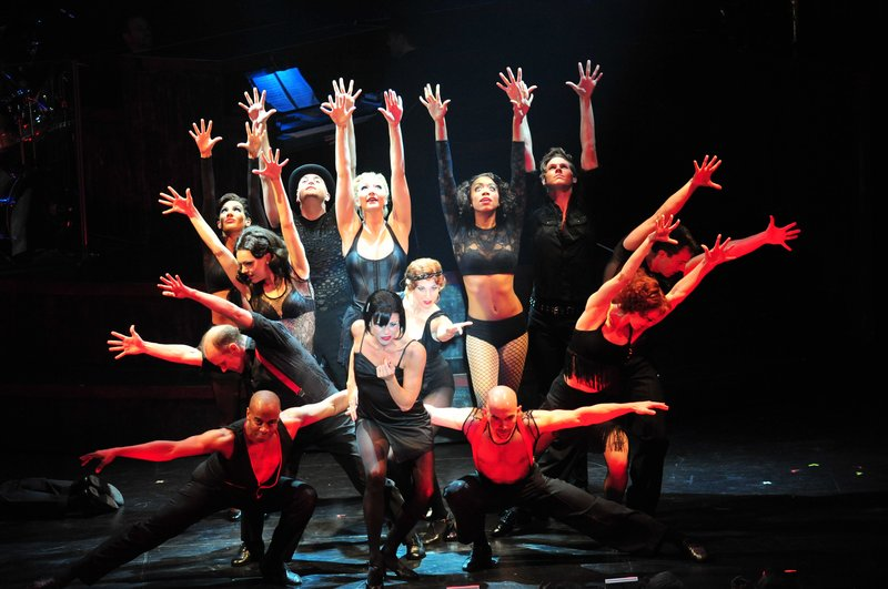 """""""Chicago"""" is at the Ogunquit Playhouse through Oct. 24."""