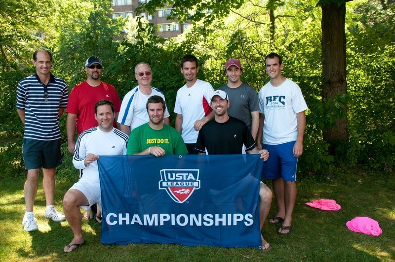 The Net Assets include: first row, left to right: Norman Archer, Parker Swenson, Brandon Delano; second row: John Goodrich, Charlie Cianciolo, David McClees, Jonathan Parry, Nick Bournakel, Matt Chamberlin.