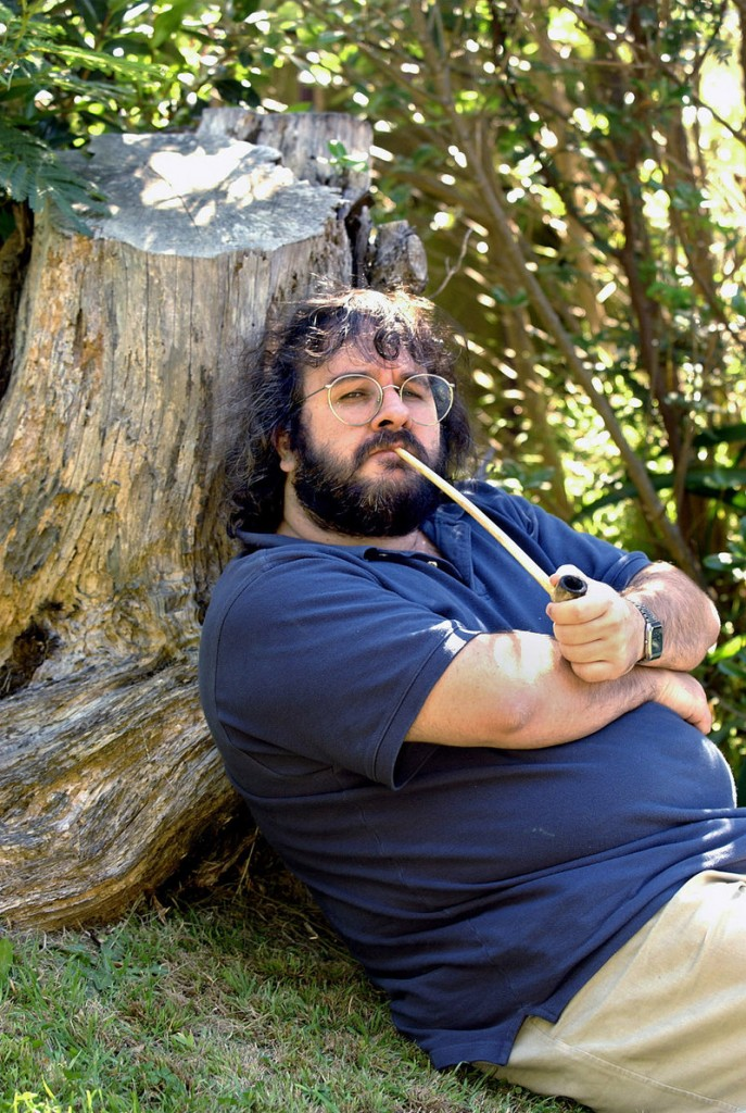 "Peter Jackson is set to direct ""The Hobbit,"" the two-part prequel to the popular ""Lord of the Rings"" trilogy, and to start shooting in February, according to Warner Bros."