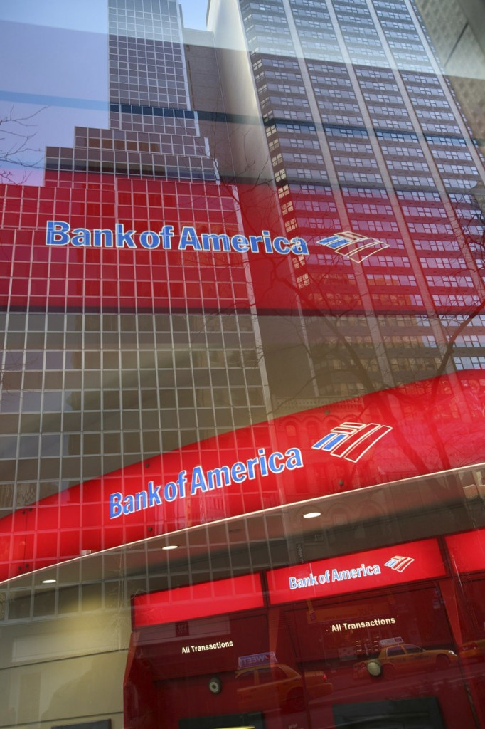 Bank of America announced Tuesday that it will start charging for the most basic checking services, with one account carrying a fee of $8.95 a month if a customer wants to talk to a teller or receive a paper statement.