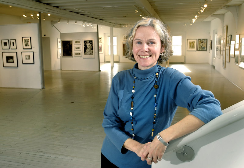 Catch up with Britta Konau, former curator at the Center for Maine Contemporary Art at curatorbk.blogspot.com.