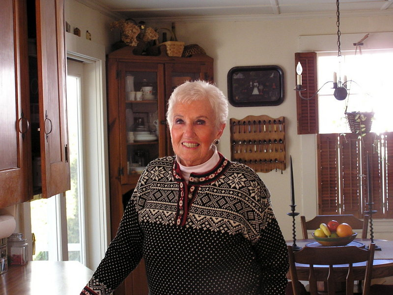 Virginia Barchard enjoyed having her family around and was appreciated for her loving nature.