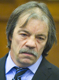 William Hanaman is accused of killing his ex-girlfriend, Marion Shea, in November 2009.