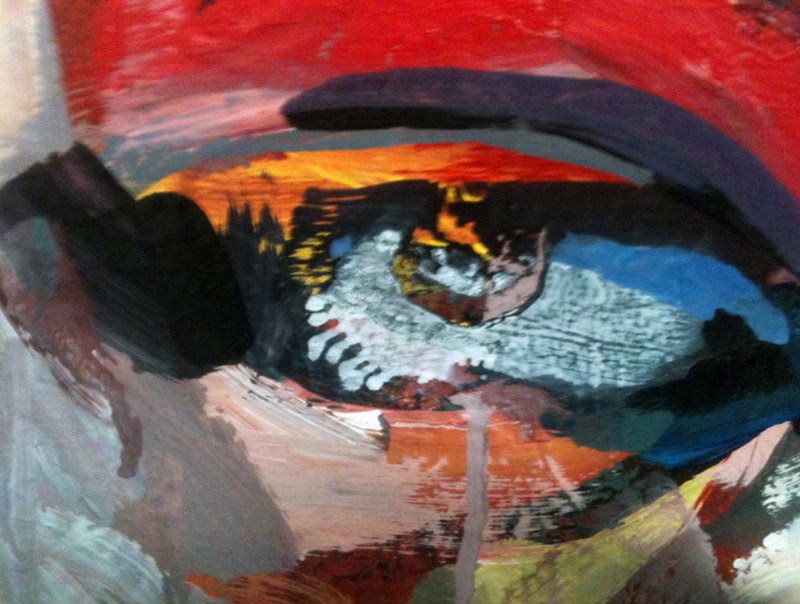 """Steve Pennisi, who has a studio at the Dana Warp Mill, is among artists participating in """"Mill-ieu 2."""""""