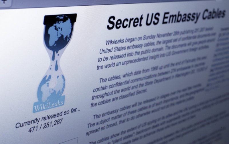 Companies that fail to protect their data could see the material end up on the Web pages of WikiLeaks.