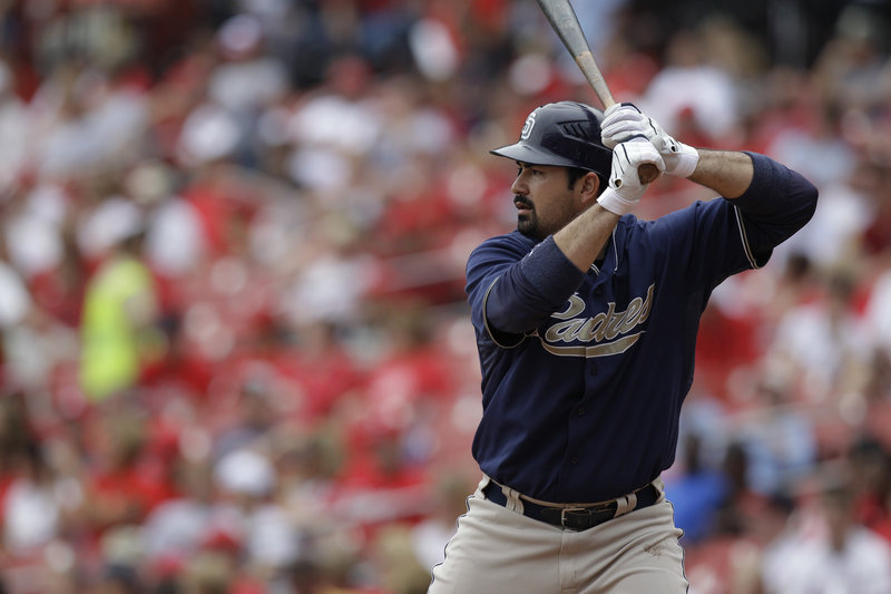 Little wonder the signing of Adrian Gonzalez has Sox fans excited. The slugger is a three-time All-Star and has won two Gold Gloves at first base.