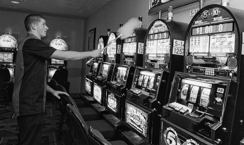Regulating new venues for gambling in Maine will be a challenge for the state.