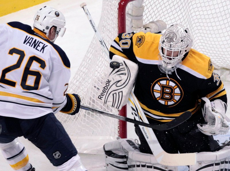 A hip injury caused a big drop in the form of Boston goalie Tim Thomas in 2009, leading critics to question the wisdom of signing him to a four-year, $20 million deal.