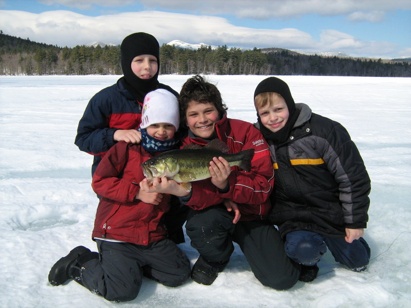Quality ice fishing gear for young anglers can be enjoyed season after season.