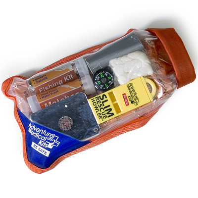 The SOL Survival Pak will give trekkers an extra measure of safety.